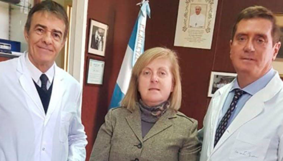Farmacia Técnica participando con el Hospital Municipal de Ojos Pedro Lagleyze